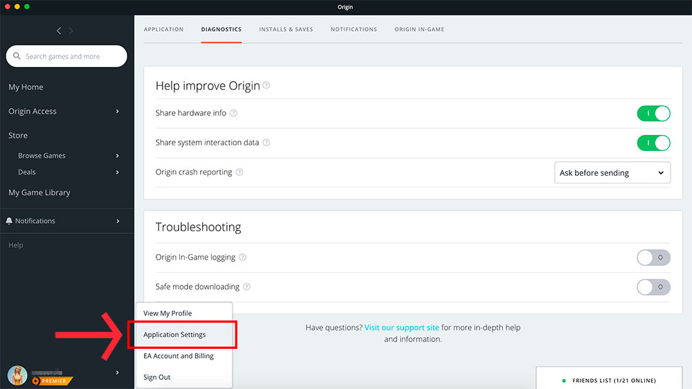 How To Troubleshoot Origin Games That Won T Download Install Or